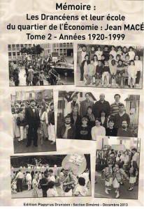 DRANCY ECONOMIE 1920-1999